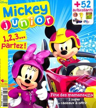 Mickey Junior - Winnie - N°380