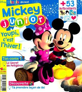 Mickey Junior - Winnie - N°377