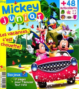 Mickey Junior - Winnie - N°382