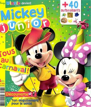 Mickey Junior - Winnie - N°378