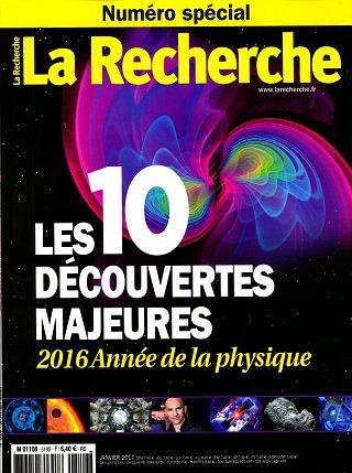 La Recherche - N°519