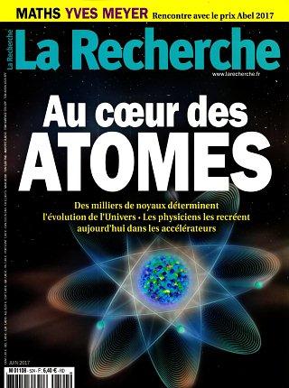 La Recherche - N°524
