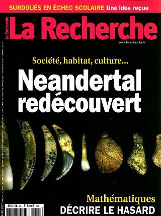 La Recherche - N°521