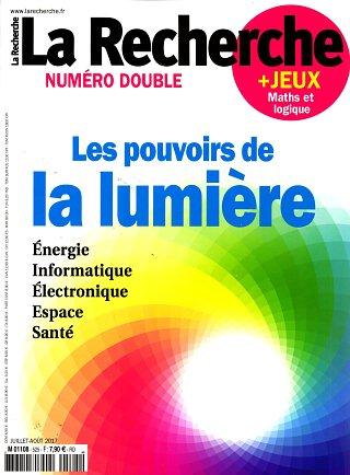 La Recherche - N°525