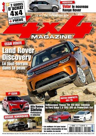 4x4 Magazine - N°416