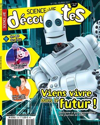 Science & Vie Découvertes - N°218