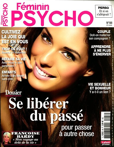 abonnement au magazine f minin psycho prix france loisirs. Black Bedroom Furniture Sets. Home Design Ideas