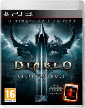 PS3 Diablo 3 : Ultimate Evil Edition
