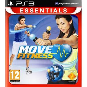 PlayStation 3 Essentials igra Move Fitness