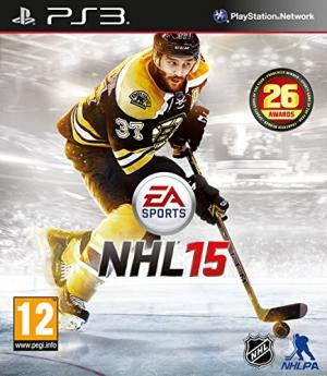 PlayStation 3 igra NHL 15