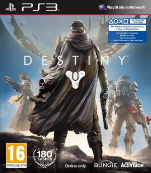 PlayStation 3 igra Destiny