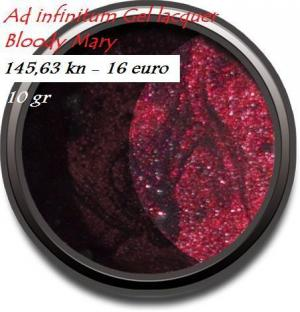 Ad Infinitum gel Lacquer
