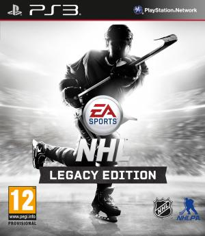 PS3 NHL 16 Legacy Edition