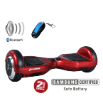 "Hoverboard City red 6"" v2"