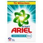Ariel Febreze praškasti deterdžent za pranje rublja za 74 pranja
