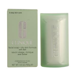 - FACIAL SOAP extra strength with dish oily skin 100 gr