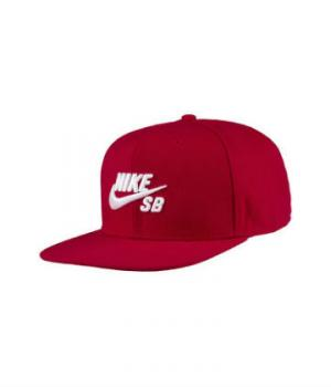KAPA NIKE SB ICON Red  Snapback