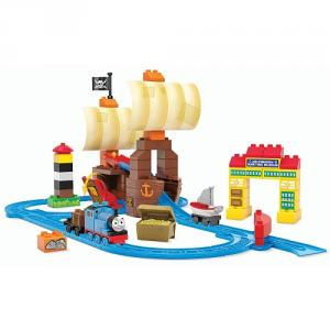 Mega Bloks Thomas Sodor Legend of the Lost Treasure - veliki set