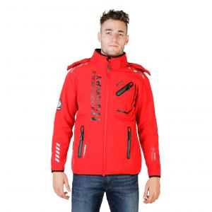 Geographical Norway Rivoli man red