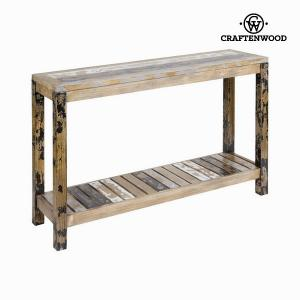 Stol za hodnik 120x35x80 cm - Poetic Zbirka by Craftenwood
