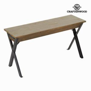 Klupa od drveta i metala by Craftenwood