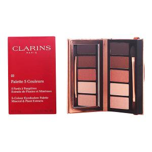 Clarins - PALETTE 5 couleurs 03-natural glow 7,5 gr