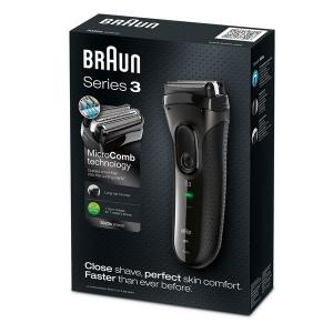 Braun 3020S not categorized