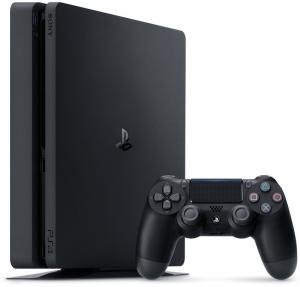 PS4 500GB Slim D Chassi S crni