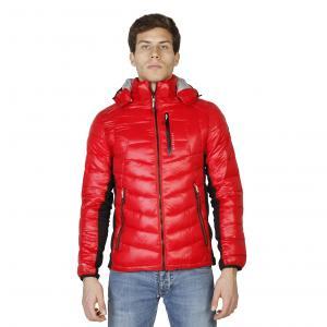 Geographical Norway Cheyene man red