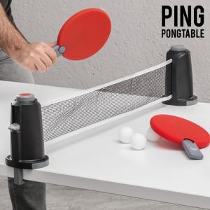 Prijenosna Društvena Igra Ping Pongtable