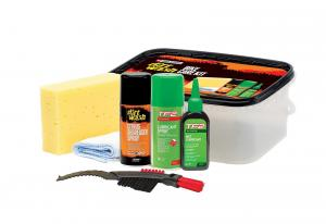 Set za održavanje bicikla TF2 BIKE CARE KIT WELDTITE 03019B