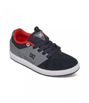 TENISICE DC Kids COLE SIGNATURE Black Grey Red
