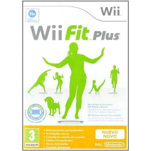 Wii Fit Plus Nintendo 2126481
