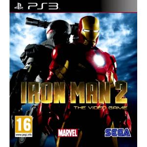 Iron Man 2 (PS3) Sony