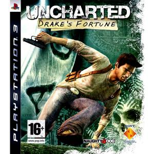 Uncharted: Drake's Fortune (PS3) Sony 711719467359