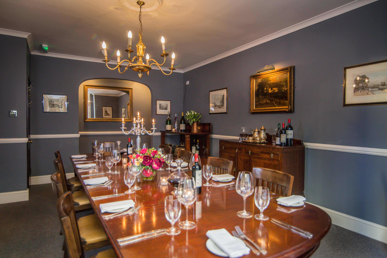 St James private boardroom