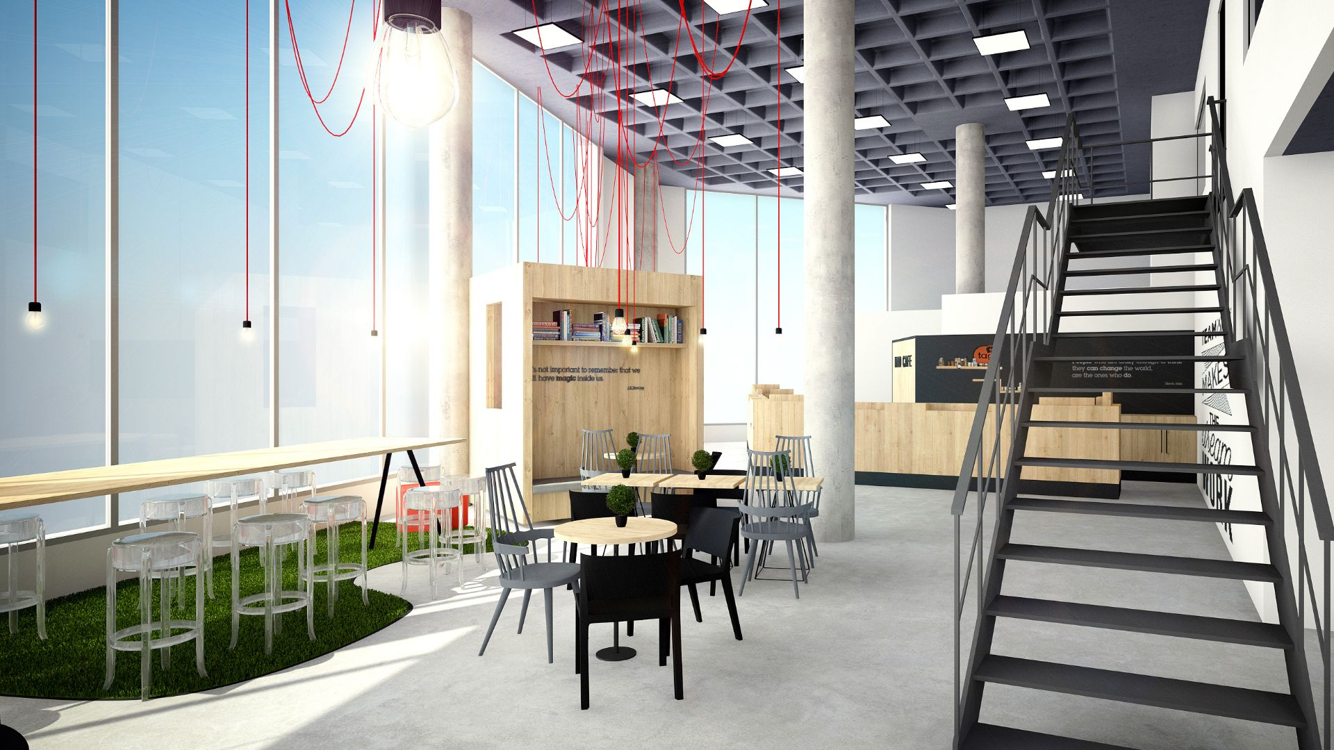 Picture of Private terrace / Terraza privada, a meeting room in the undefined undefined