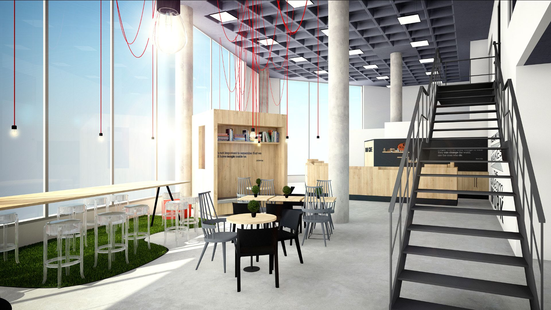Picture 0 of a meeting room in coworking TALENT GARDEN MADRID in Madrid