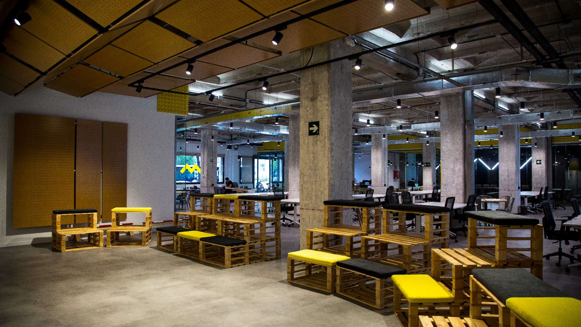 coworking Barrabés Growth Space in Madrid