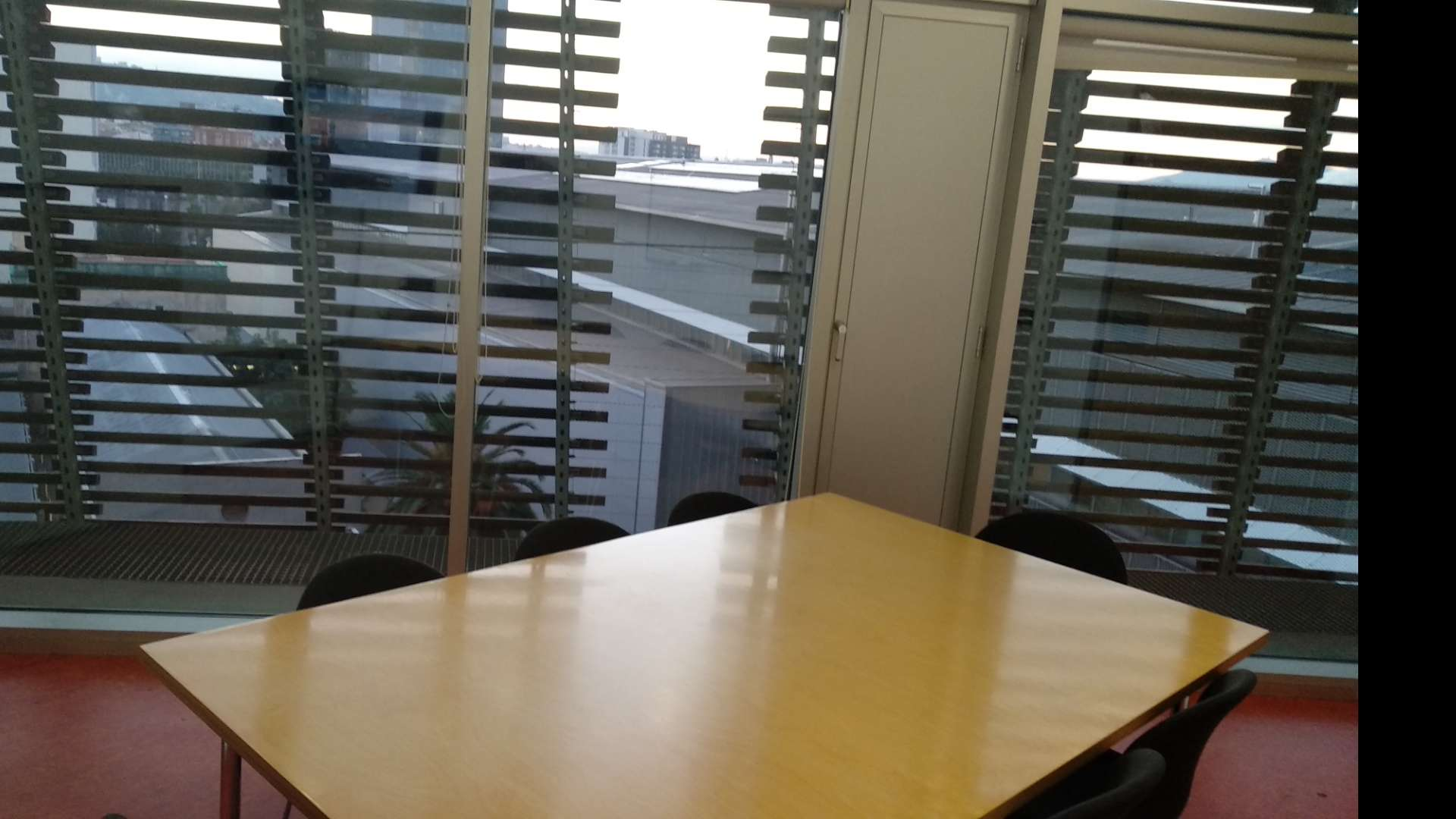 Picture 1 of a meeting room in business_centre PRBB in Barcelona