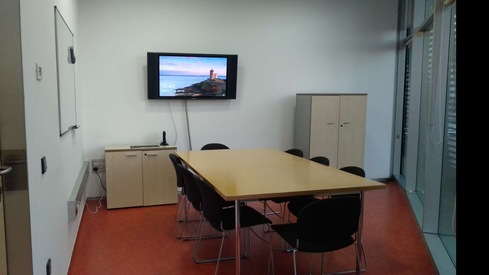 Picture 0 of a meeting room in business_centre PRBB in Barcelona