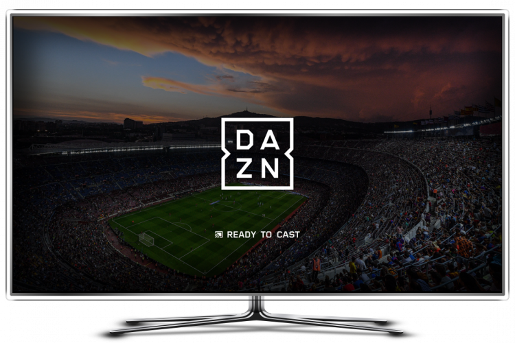 Chromecast on DAZN: The ins and outs | DAZN Media Center