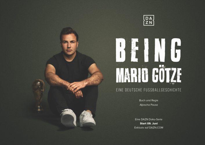 Being Mario Götze Dazn