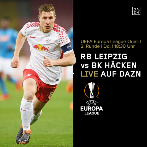 Dazn Zeigt Qualifikationsspiel Von Rb Leipzig Für Die Uefa Europa