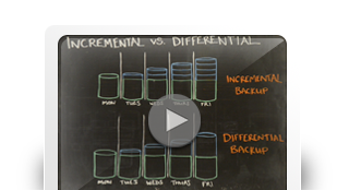 Incremental vs. Differential Backup