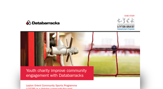 Youth charity improve community engagement with Databarracks