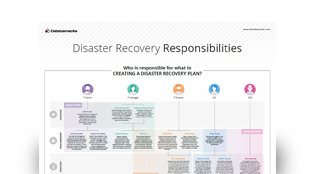 DR Responsibilities Wall Chart