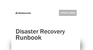 Disaster Recovery Runbook