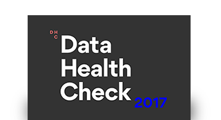 Data Health Check 2017 - Report
