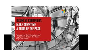 Microsoft Azure - Business Continuity